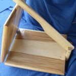 Picture of home-made Tortilla Press