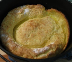 Dutch Baby Perfection