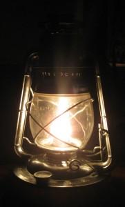 Lamp Lighting Kerosene Lamp
