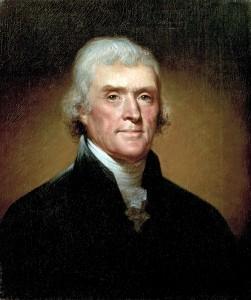 Thomas Jefferson Agrarian Ideal