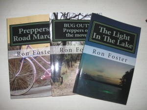 Preppers Trilogy by Ron Foster