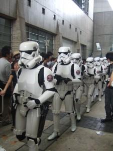 Milk Stormtroopers