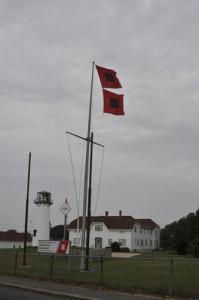 Flags for Hurricane Tips