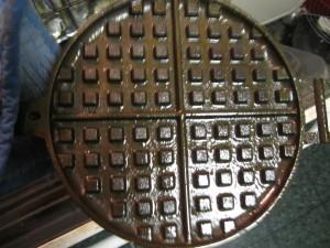 seasoning cast iron done