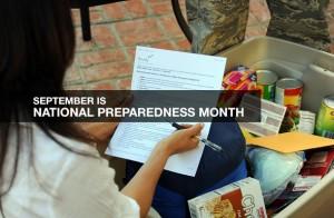 emergency preparedness month 2