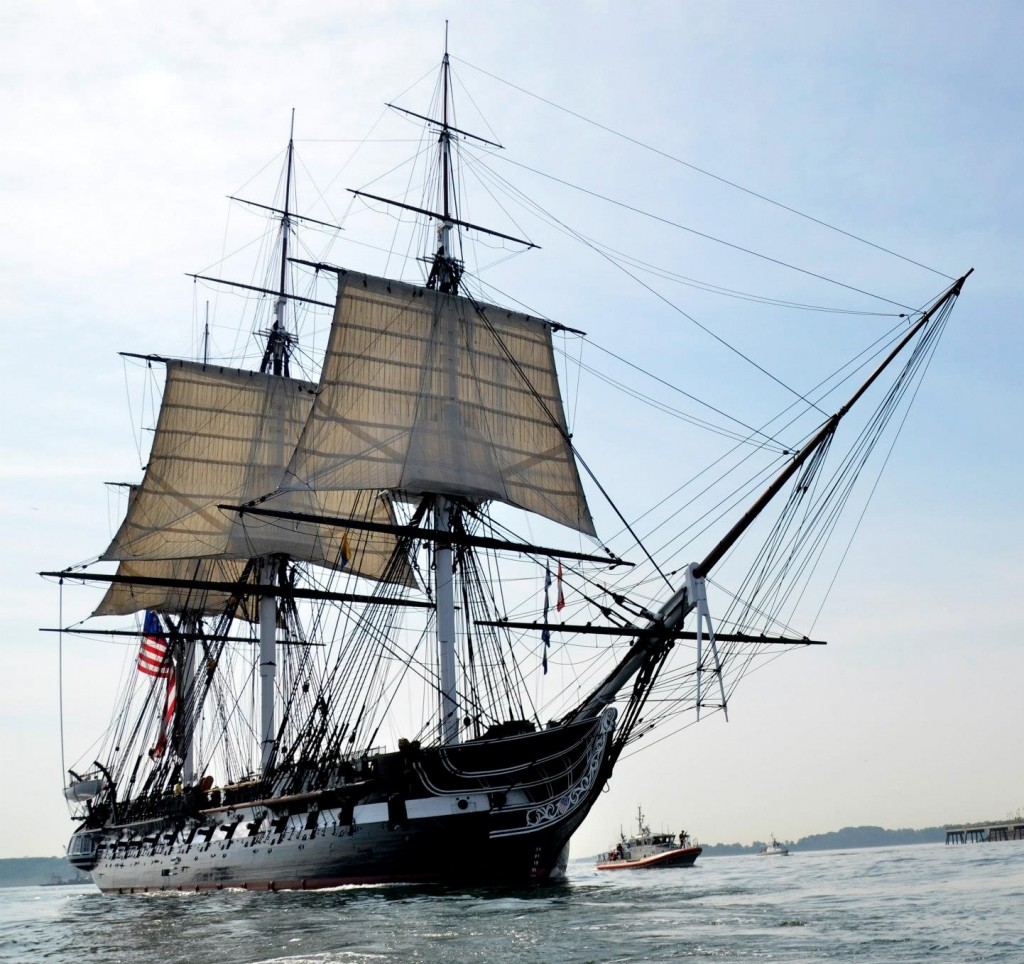 USS Constitution Last Resort