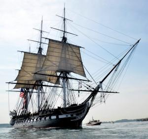 USS Constitution Last Resort