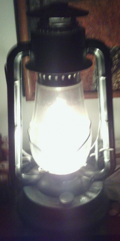 W.T. Kirkman Champion #2 kerosene lantern