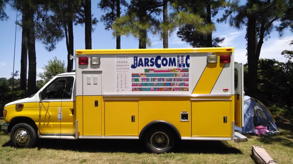 JarsCom LLC communications vehicle