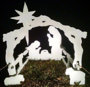 Old North State Christmas Nativity